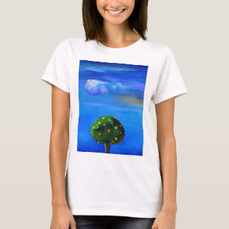 Silver Lining over the Orange Tree 2012 T-Shirt