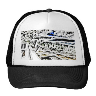Silver Loom Hat