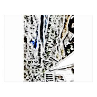 Silver Loom Postcard