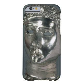 Silver mask, Roman, 1st half of 3rd century AD (si Barely There iPhone 6 Case