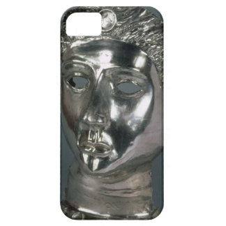 Silver mask, Roman, 1st half of 3rd century AD (si iPhone SE/5/5s Case