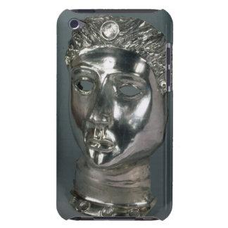 Silver mask, Roman, 1st half of 3rd century AD (si iPod Case-Mate Case