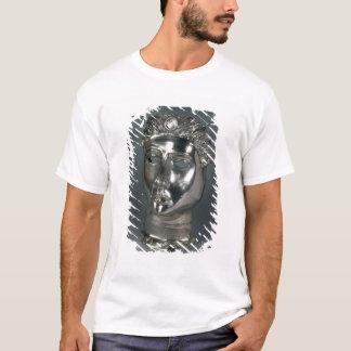 Silver mask, Roman, 1st half of 3rd century AD (si T-Shirt