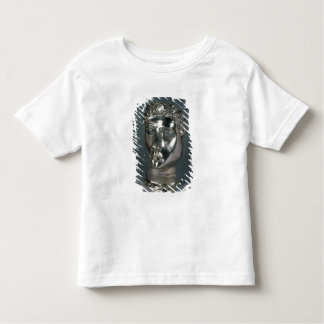 Silver mask, Roman, 1st half of 3rd century AD (si Toddler T-shirt