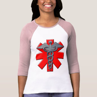 Silver Medical Profession Symbol Shirt