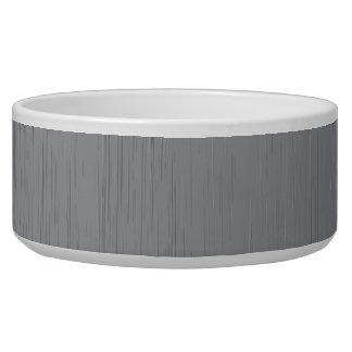 Silver Metal Look Bowl