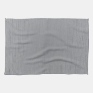 Silver Metal Look Hand Towel