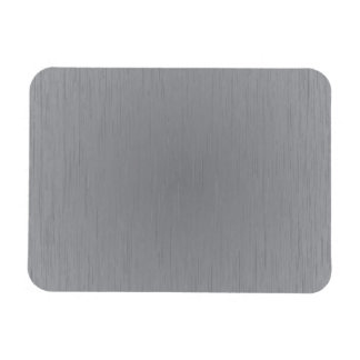 Silver Metal Look Magnet