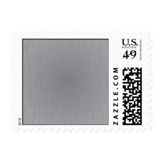 Silver Metal Look Stamp