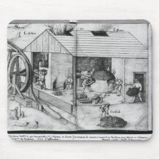 Silver mine of La Croix-aux-Mines, Lorraine 3 Mouse Pad