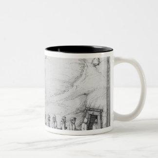 Silver mine of La Croix-aux-Mines, Lorraine 3 Two-Tone Coffee Mug