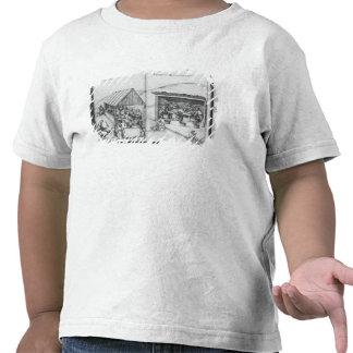 Silver mine of La Croix-aux-Mines, Lorraine Tee Shirts