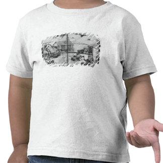 Silver mine of La Croix-aux-Mines Tee Shirts