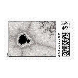 Silver Mini Brot Postage Stamp