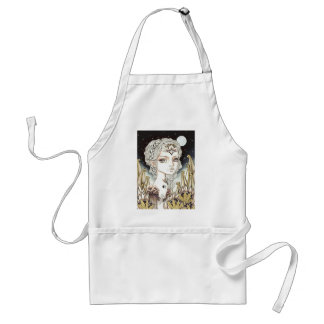 Silver Moon Adult Apron