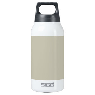 Silver Moss in an English Country Garden Thermos Bottle