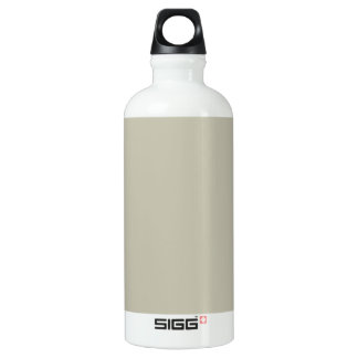 Silver Moss in an English Country Garden Water Bottle
