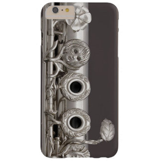 Silver ornate flute barely there iPhone 6 plus case