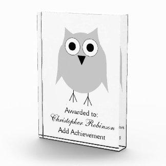 Silver Owl Award