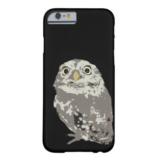 Silver Owl Case Barely There iPhone 6 Case