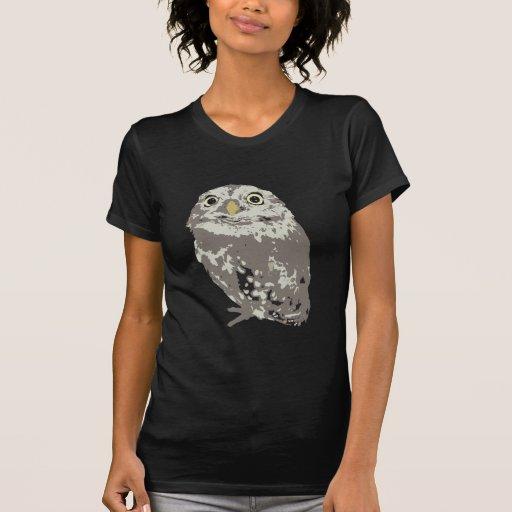 Silver Owl T-Shirt