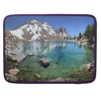 Silver Pass Tarn - Johm Muir Trail Sleeve For MacBook Pro