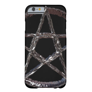 Silver Pentagram iPhone 6/6s, Barely There Barely There iPhone 6 Case