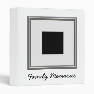 silver picture frame layout 3 ring binders