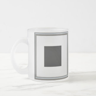 silver picture frame layout mugs