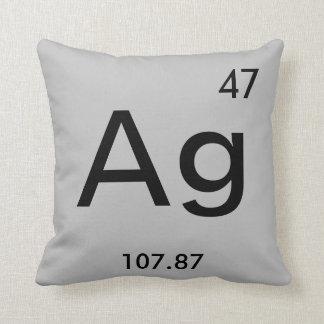 Silver Pillows