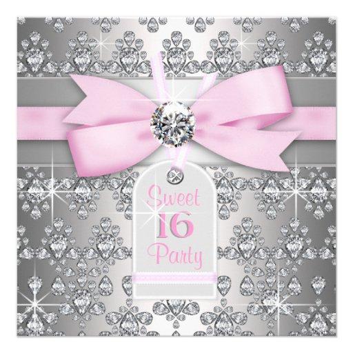 Sweet 16 Birthday Invitation Wording is nice invitation sample