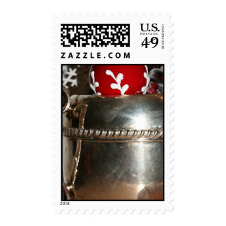 Silver Pitcher Postage