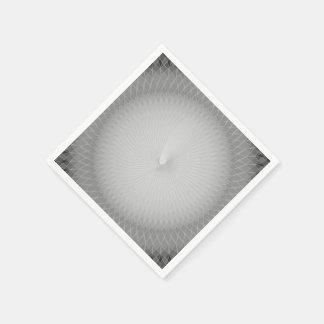 Silver Plafond Napkin
