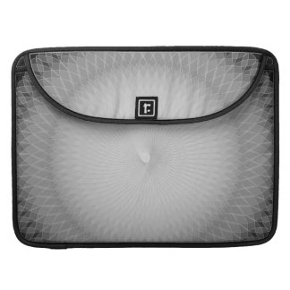 Silver Plafond Sleeve For MacBook Pro