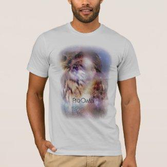 Silver Pro Owler shirt