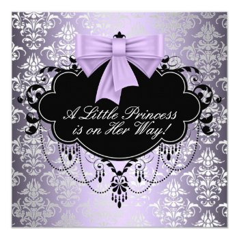 browse products at zazzle with the theme princess girl gifts | 6, Baby shower invitations