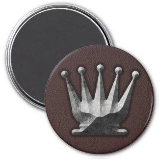 Silver Queen - Zero Gravity Chess (SLS) Magnets