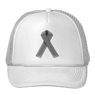 Silver Ribbon Products Trucker Hat