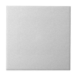 Silver Rice Paper Print Ceramic Tile