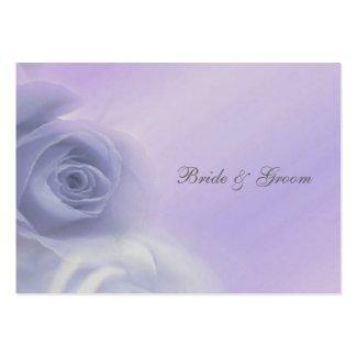 Silver Rose Wedding Thank You profilecard