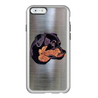 Silver Rotti iPhone 6 Feather Shine Case