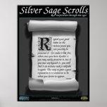 Silver Sage Scrolls™ 005: Socrates ; Reputation Poster