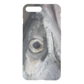Silver Salmon Face iPhone 7 Plus Case