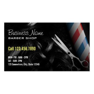 Barber Shop Business Cards & Templates