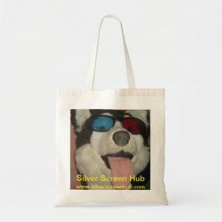 Silver Screen Hub Bag