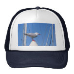 Silver Seagull Hat