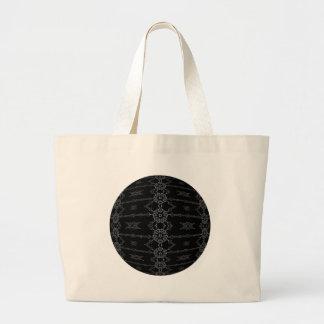 Silver Sensation Canvas Bags