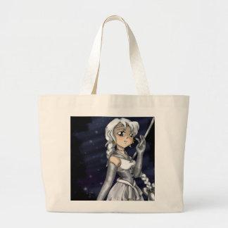 Silver Senshi Bags