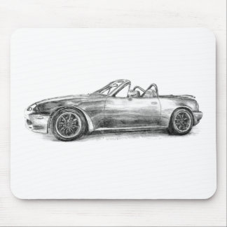 Silver Shadow MX5 Mouse Pad