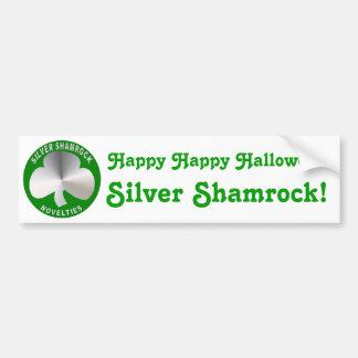 Silver Shamrock Novelties Bumper Sticker